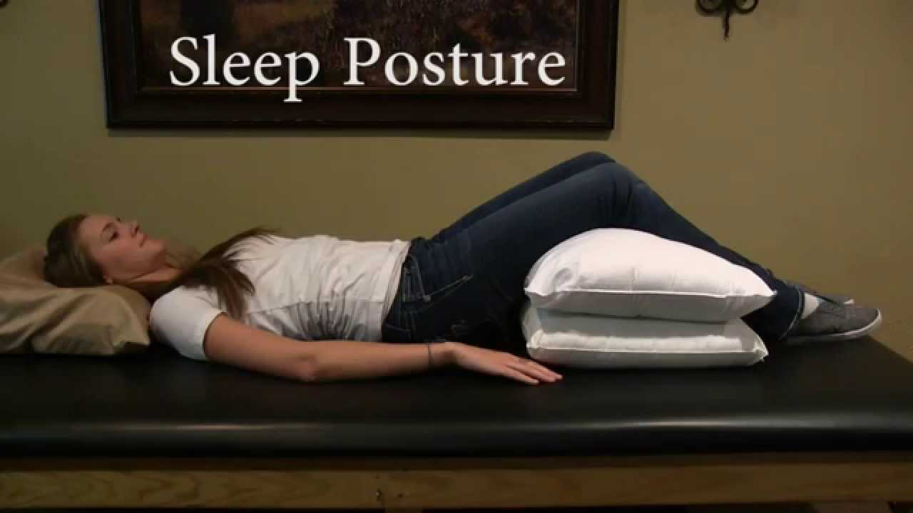 Proper Sleep Posture Youtube