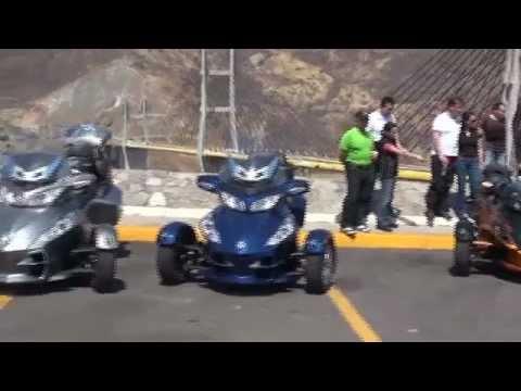 SPYDER RIDERS EN LA MEX-ACAPULCO