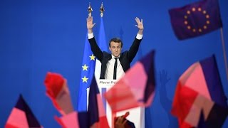 رئاسيات فرنسا.. ماكرون يشن هجوما مضادا على لوبان في مدينة آراس