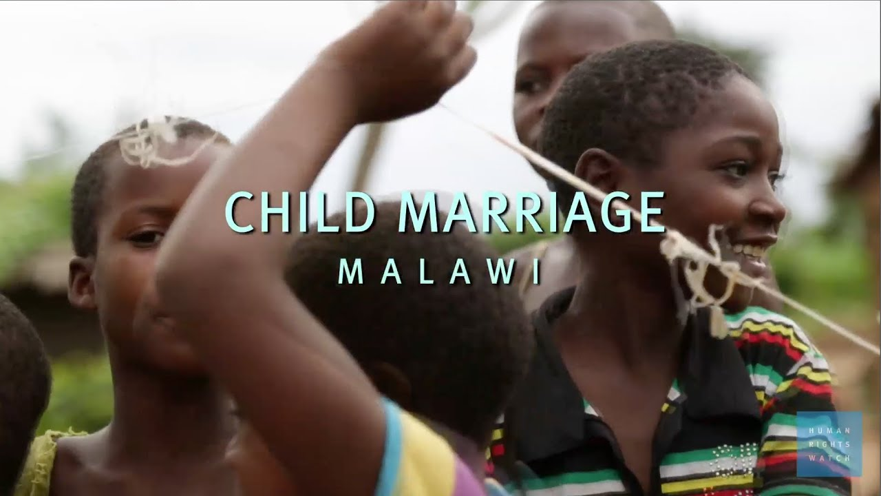 Child Marriage in Malawi