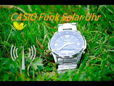 CASIO Funk Solar Uhr - LCW-M100DSE-2AER - GERMAN - DEUTSCH