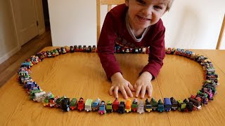 OUR MASSIVE THOMAS MINIS COLLECTION!  **100+ Minis**