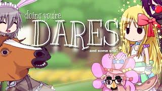 Dares! & QnA | Gacha Studio [60K Special]