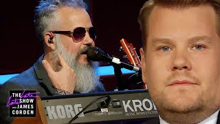 James Corden's $10k Beard Bet Gets Complicated