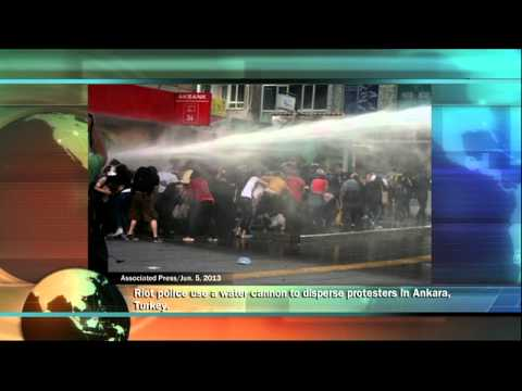 Global Journalist: What's behind Turkey's mass demonstrations?