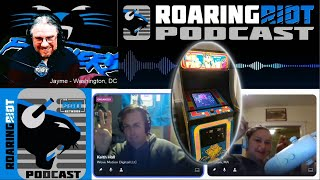 Keith gets Ms. Pac-Man; Roaring Riot Podcast Outtakes - 2020/01/21