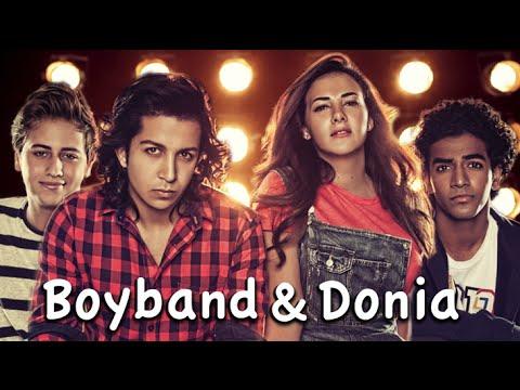 دنيا سمير غانم و بوي باند ـ المصالح   Donia Samir Ghanem ft. Boyband