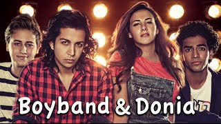 Download دنيا سمير غانم و بوي باند ـ المصالح | Donia Samir Ghanem ft. Boyband MP3 song and Music Video