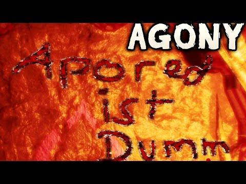 AGONY Demo 🎮 [02] | PAINT IN DER HÖLLE ???| Horror Indie Game Gameplay German | Jack Danyal