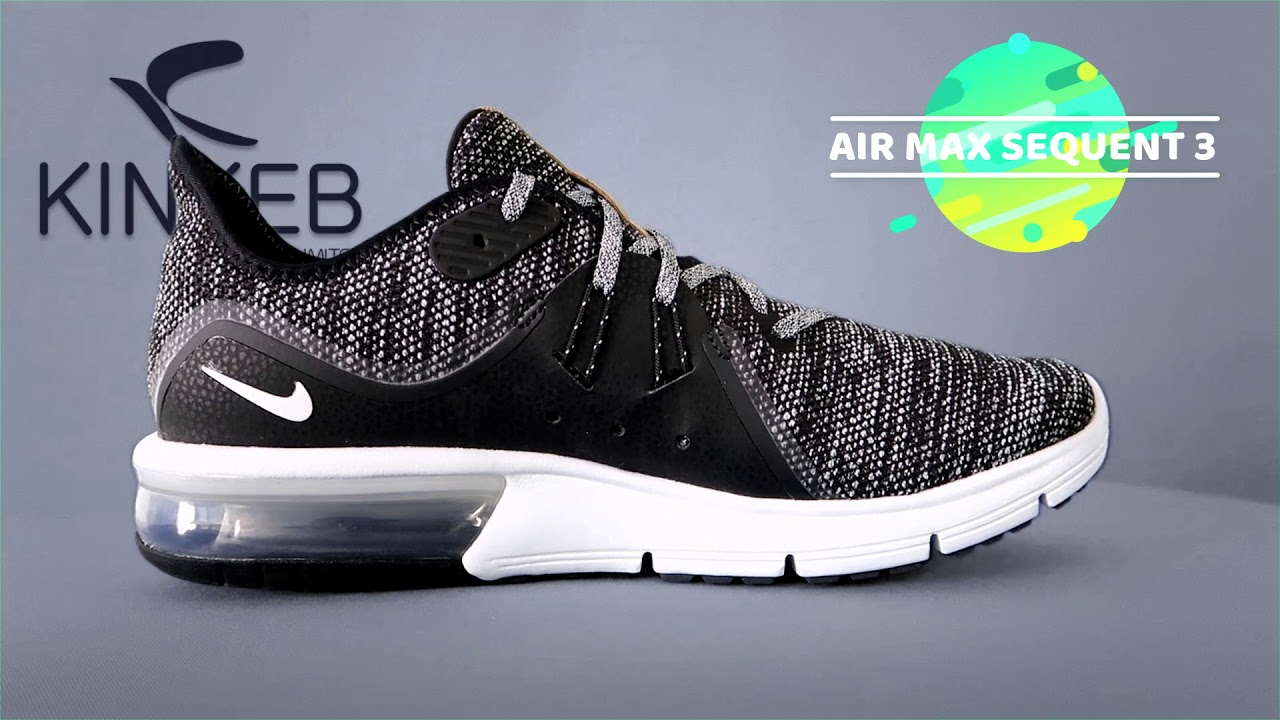 uk availability f6236 48390 NIKE AIR MAX SEQUENT 3
