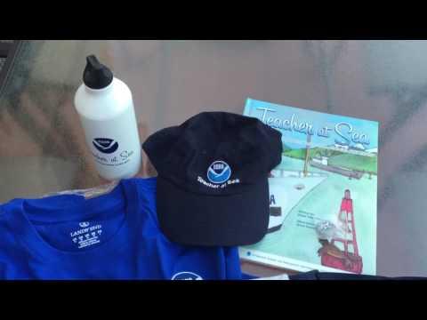 NOAA Teacher At Sea Swag