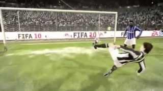 Fifa 10 Vs Pes 2010  Hd