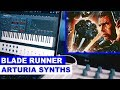 Arturia Minilab Mkii with Arturia V Collection 6 Sounds - Blade Runner Theme
