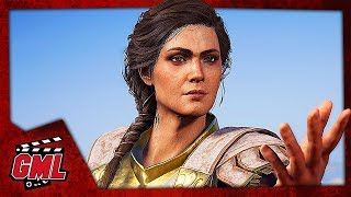 ASSASSIN'S CREED ODYSSEY (2/2 FIN) FILM JEU COMPLET FRANCAIS