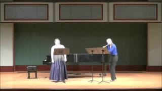 Kaitlyn Tierney, MM recital