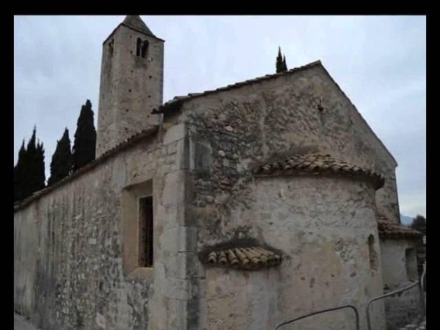 San Zen de l'oselét e la domus romana di Castelletto di Brenzone (VR)