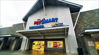 Магазин для Животных в США, Цены в США, Обзор Магазина, Жизнь в Америку