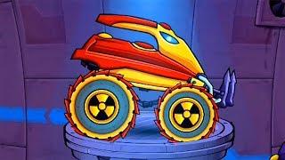 КРАСНАЯ МАШИНКА и ХИЩНЫЕ МАШИНЫ #9! Мультик по игре Car Eats Car 4 МУЛЬТИПЛЕЕР