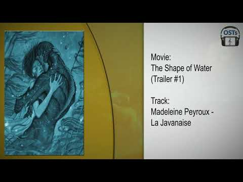 The Shape of Water | Soundtrack | Madeleine Peyroux - La Javanaise