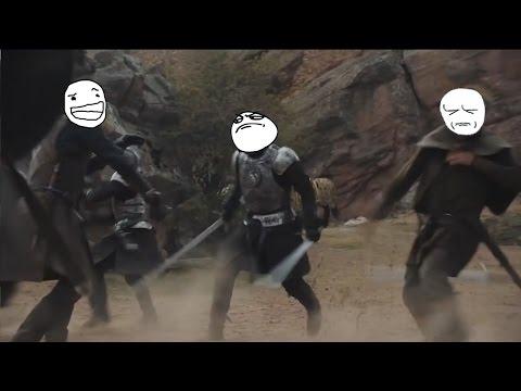 GoT talk: How good of a swordsman was Ser Arthur Dayne really (realistically)?