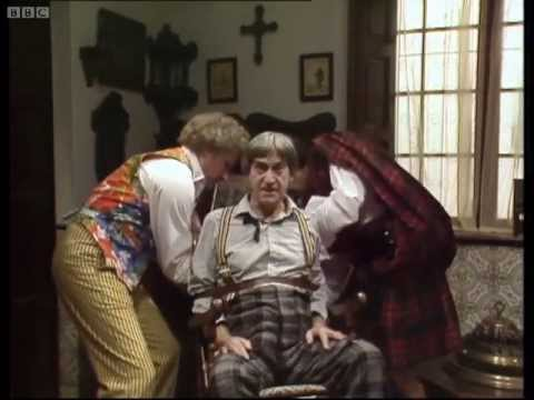 The Two Doctors meet