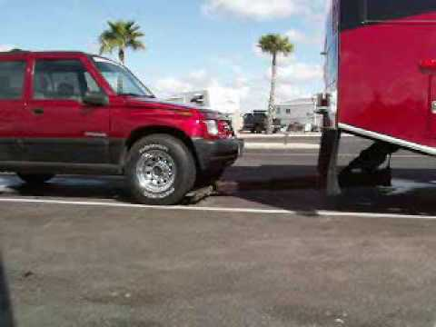 Powerhouse Car Tow Lift System