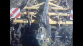 Kultivátorozás 2.rész John Deere 8320 + Strom Ripperland RM3000