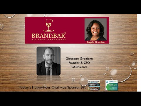Brand.bar HappyHour Chat: Short & Numeric Domains