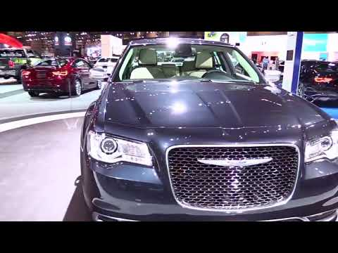 2018 Chrysler 300C Limited Design Special Limited First Impression Lookaround Review