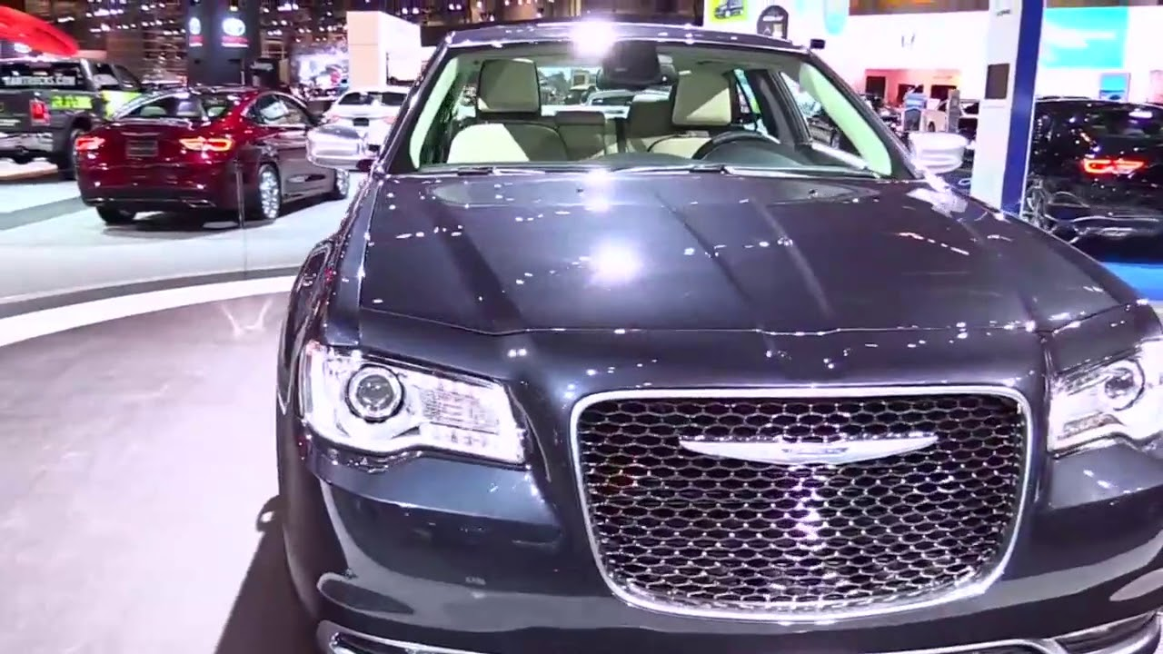 2018 chrysler 300c limited design special limited first impression lookaround review [ 1280 x 720 Pixel ]