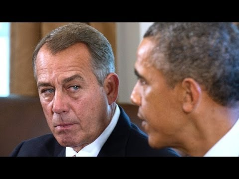 Boehner wants to sue Obama
