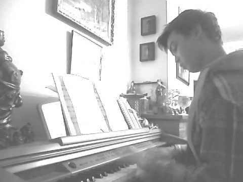 Alt J Breezeblocks Piano Cover Youtube