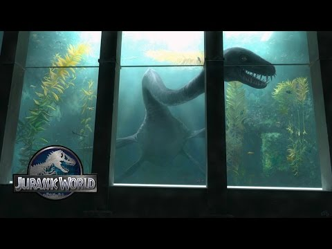 Jurassic World Plesiosaur