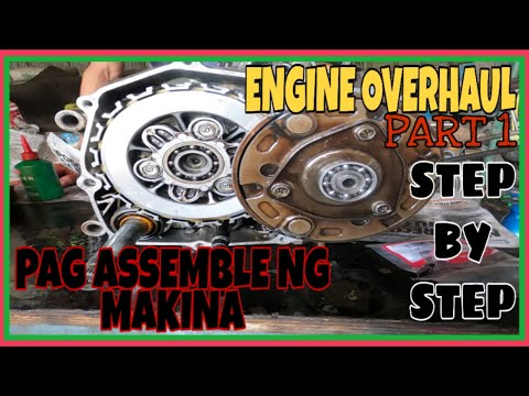 XRM 125 || Engine Overhaul (Part 1)