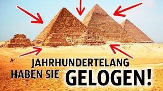 Endlich kennen wir den wahren Zweck der Pyramiden
