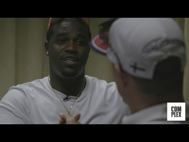 A$AP Ferg Takes The Wheel With Some Help From Kimi | The Pit Episode 3 | Complex