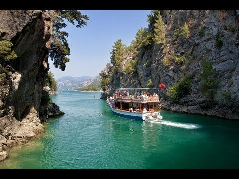 Green Canyon - Paradise in Turkey -
