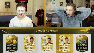 10 FOOTBALL CHALLENGES TO COMPLETE THE FIFA 17 DRAFT