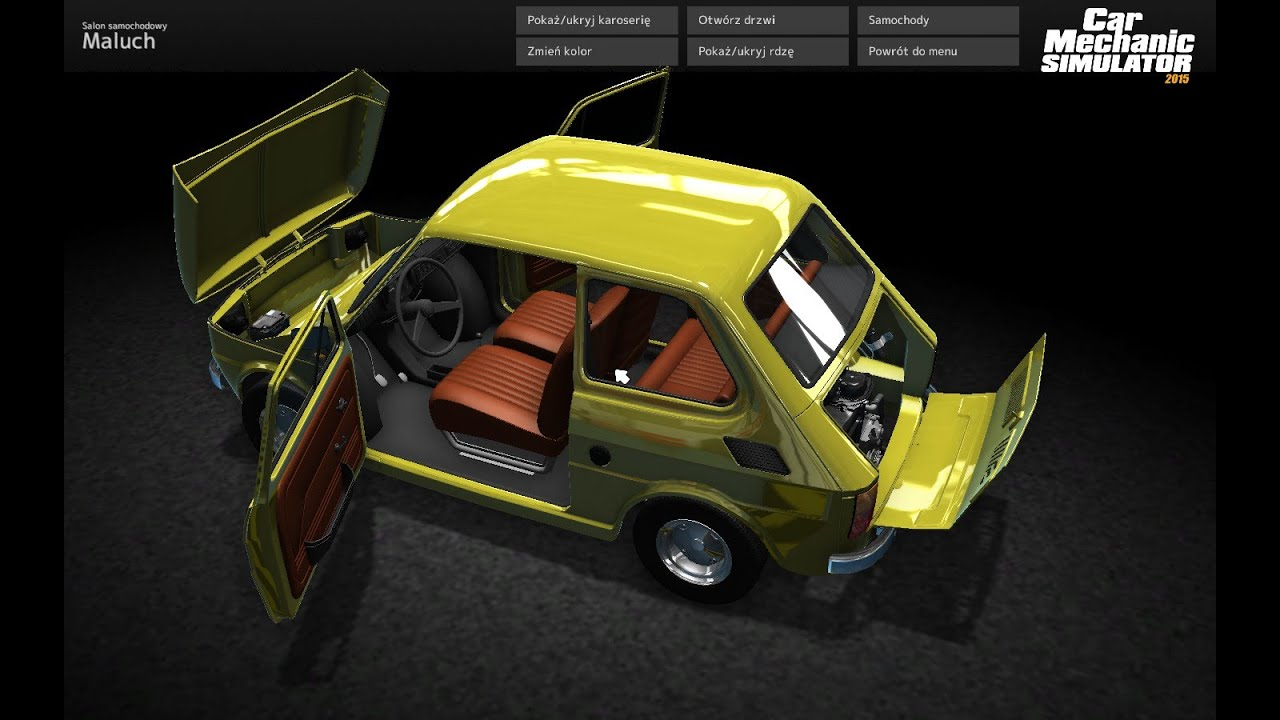Car mechanic simulator 2015 mods free 16