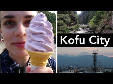 A DAY IN KOFU | Kofu, Yamanashi