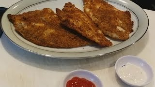 Oven Roasted Cat Fish Fillets | Oven Baked Catfish Recipe