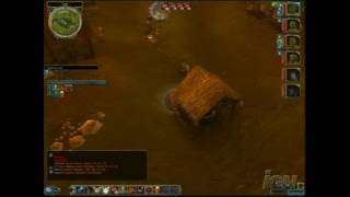 Neverwinter Nights 2 PC Games Video - Town Fight