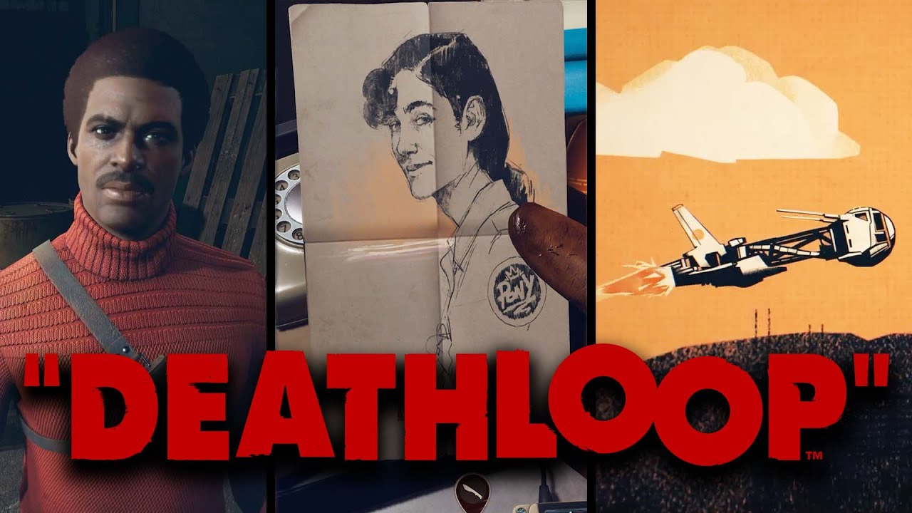 DEATHLOOP - Julianna reveals the TRUTH about Colt, Lila + The Loop // Julianna Sidequest