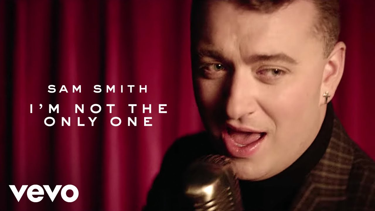 Sam Smith - I'm Not The Only One youtube video statistics on substuber.com