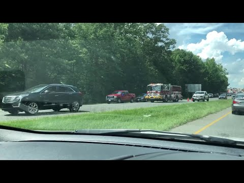DJ DC -  Homicide Suspect Crashes After Police Chase In Chesapeake!