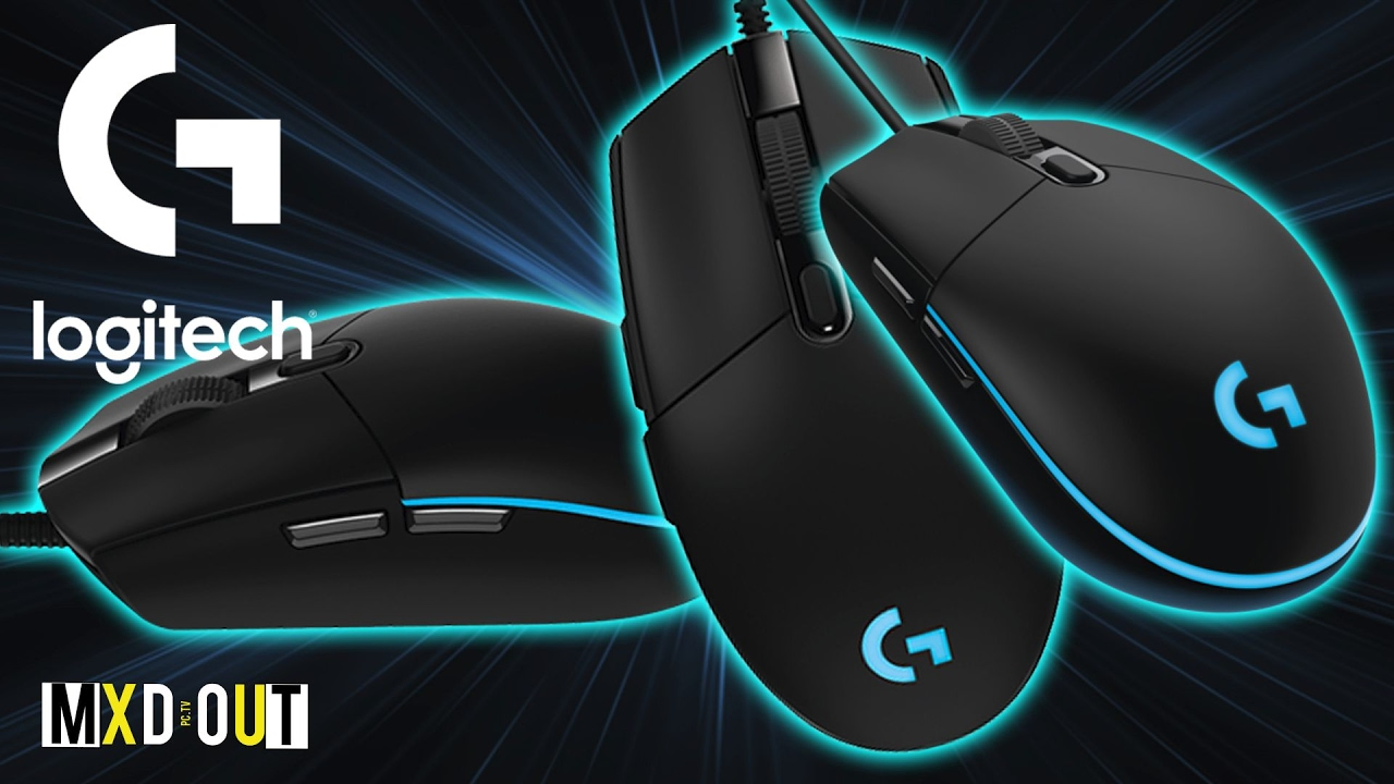 c7e7a88c273 Logitech Prodigy G203 Gaming Mouse Review - YouTube