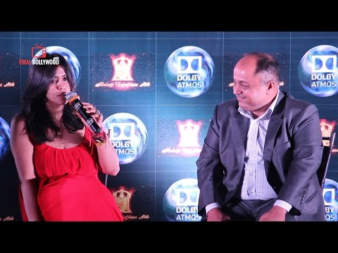 Ekta Kapoor's Balaji Motion Pictures Ties Up With Dolby Atmos | Press Meet
