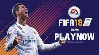 PlayNow: FIFA 2018 (Demo) | PC Gameplay