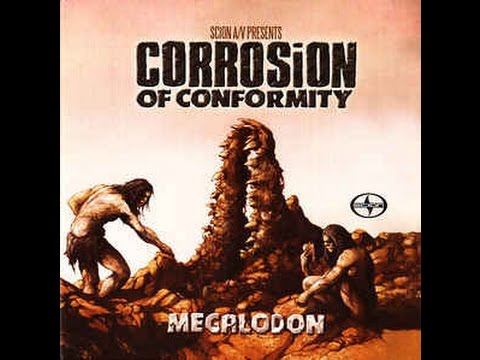 Corrosion Of Conformity – Megalodon (Full EP 2012)