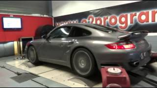 REPROGRAMMATION MOTEUR Porsche 997 turbo tiptronic ::: o2programmation ::: 475@507+130Nm